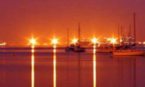 Variant på hamnbild