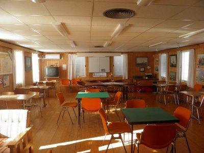 möteslokalen